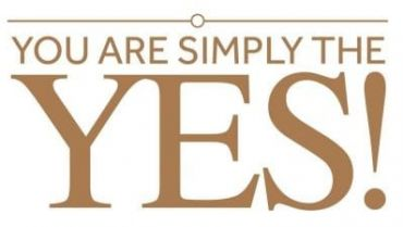 You are Simply The Yes